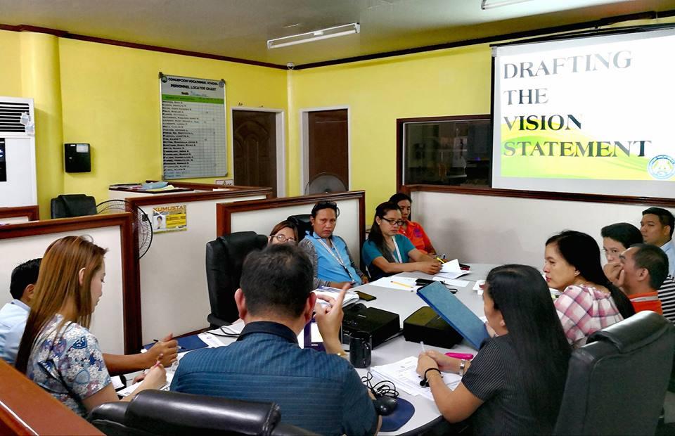 Re-echo of Dr. Alvin L. Yturraldeon Executive Development Course on Strategic Planning for Administrators
