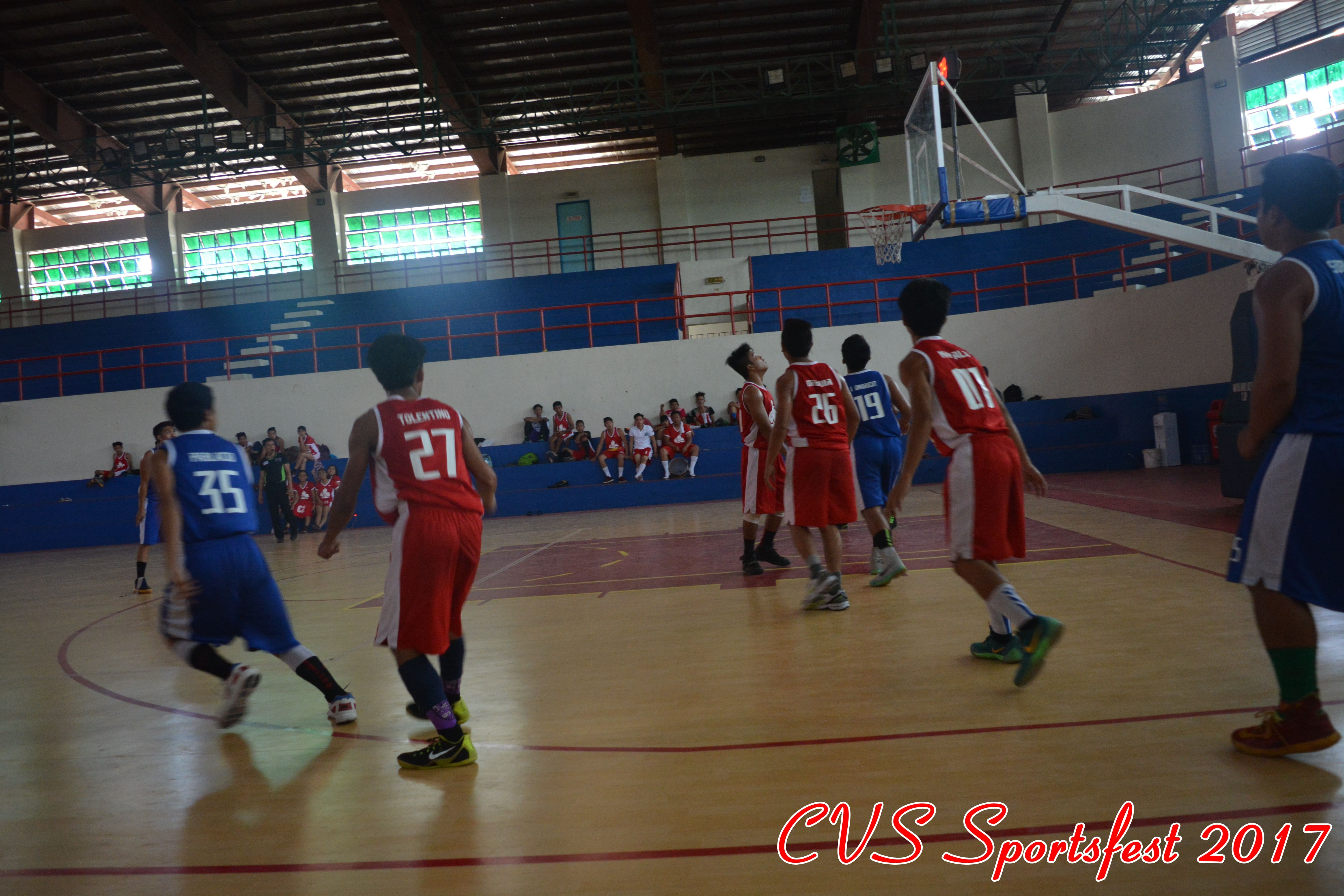 TESDA-CVS SPORTSFEST 2017 Adventure and Fun in the Spirit of Love and Friendship