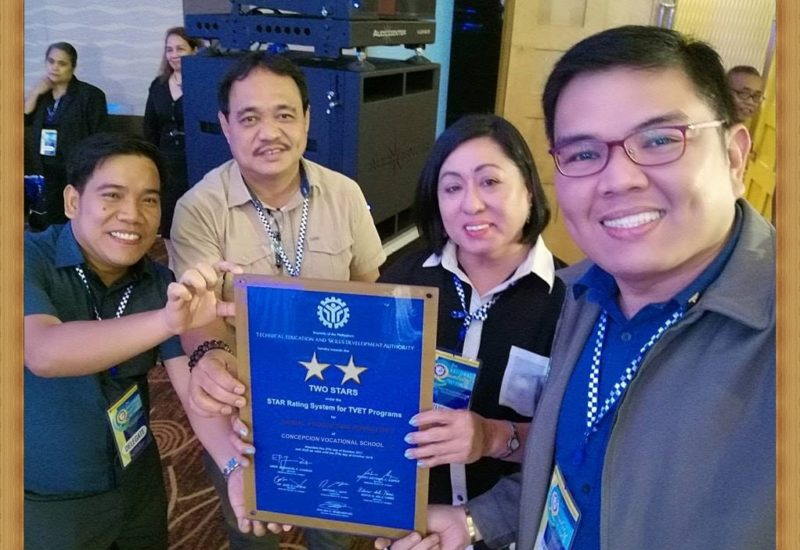 On Becoming an APACC and a STAR Icon TESDA-CVS wrapped it up