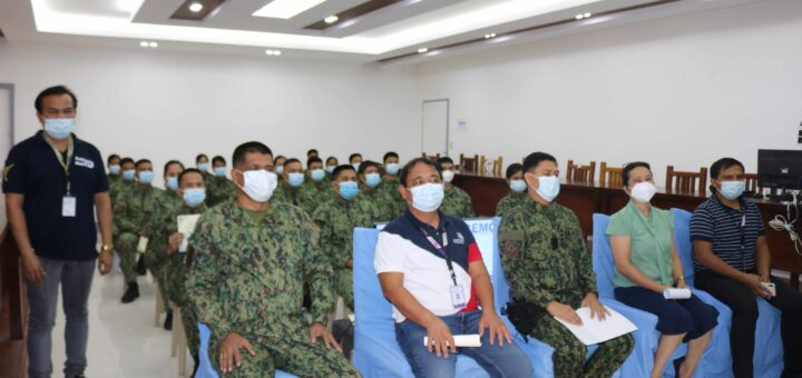 Congratulations Skills Training for PNP Personnel