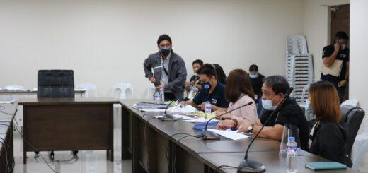 TESDA PTC-Tarlac Attends Session Of The Sangguniang Panlalawigan Of Tarlac