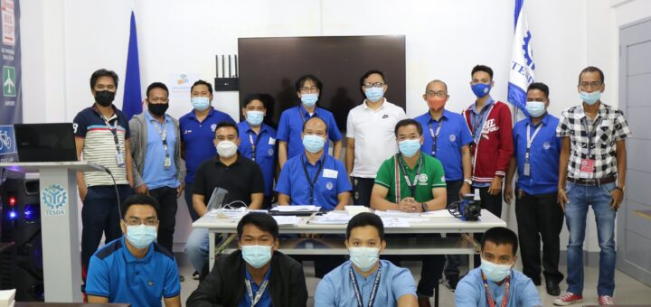 TESDA III Trainers on Installation and Maintenance of Solar Powered Irrigation Systems