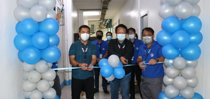 """Blessing and Inauguration of the Assessment Center for """"DOMESTIC WORK NC II"""""""
