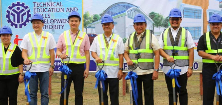 Successful Groundbreaking Ceremony of Multipurpose Gymnasium & 2 storey Dormitory