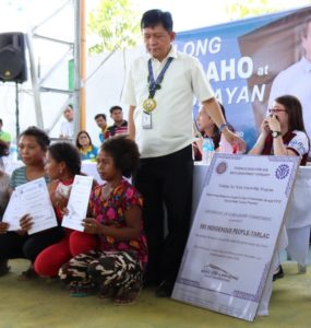 TESDA Tarlac Launches 2018 National Integration Scholarship Program